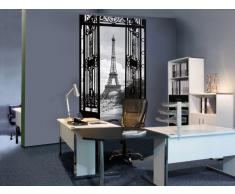 Poster XXL Giant Art® La Tour Eiffel, 1909 photo, photo murale, poster, grand format, 175x115 cm, ville, noir et blanc, Tour Eiffel, tour, Paris, retro, vue,