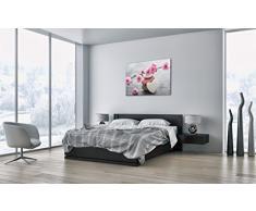 Impression sur toile - un élément - largeur : 100cm, hauteur : 70cm - Image sur toile - Photo N° 3178 - prete a suspendre - encadrée - Tableaux pour la mur - motif moderne - Décoration - pret a accrocher - tableau: AA100x70-3178