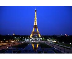 Empire Poster Tour Eiffel de nuit