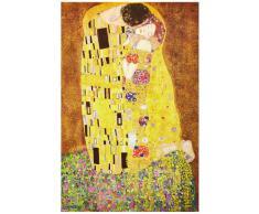 1art1 34929 Poster Gustav Klimt Le Baiser 91 X 61 cm