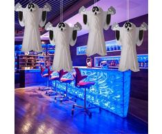 Sayla Accessoires De DéCoration De FêTe Halloween Bar Halloween Ghost Pendant