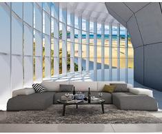 papier peint trompe l 39 oeil acheter papiers peints trompe l 39 oeil en ligne sur livingo. Black Bedroom Furniture Sets. Home Design Ideas