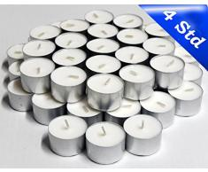 Paquet de 100 bougies chauffe-plat