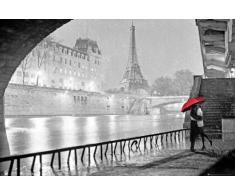 GB Eye LTD, Paris, Eiffel Tower Kiss, Poster, 61 x 91,5 cm