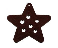 Cimier étoile aH2309GDB décorations pour sapin de noël décorations de noël cadeau décoration