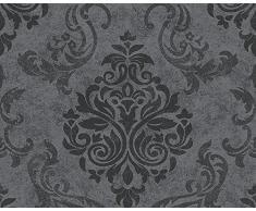 Papier peint baroque acheter papiers peints baroques en ligne sur livingo - Papier peint gris baroque ...
