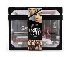 Gloss! Essential Malette de Maquillage, Coffret Cadeau-Coffret Maquillage