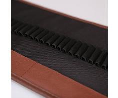 SAMGU Trousse Crayon sacs de couleur Dessin Crayon cosmétique bourse Stylos 48 (Crayons ne sont pas inclus)