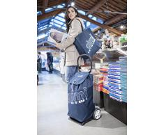 Gimi Italo Bleu Poussette de marché