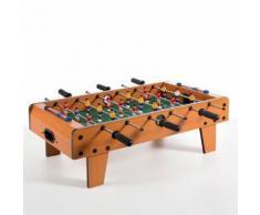 Babyfoot de table enfant 6 barres avec 2 balles - Jeux football - Babyfoot