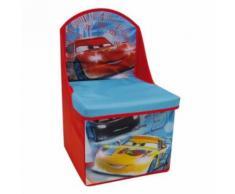 CARS Cube de Rangement - Coffre à jouets et rangements