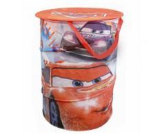 Jemini Panier à linge voiture pop-up garçons rouge 38 x 50 cm - Coffre à jouets et rangements