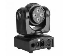 90W Lyres de Scène RGBW LED Lumière de Scène Effet Lumières Disco Bar DJ Fête DMX512 - Appliques et spots