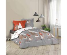 Parure de lit enfant Tipi 200x200 cm - Linge de lit