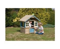 Maisonnette Enfants en Bois Outdoor Toys Bramble Cottage - KTP328 - Maisons de jardin