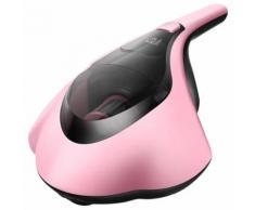 PUPPYOO WP607 Aspirateur à matelas UV portable pour l'élimination des acariens - Rose - Aspirateur robot