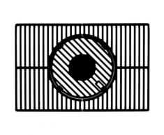 LANDMANN 15910 Modulus Système de Grille pour Barbecue Noir 65 x 2 x 44 cm - Accessoires pour barbecue et fumoir