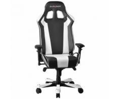 Siege king k06 noir/blanc - Sièges et fauteuils de bureau