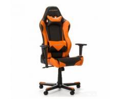 Siege racing re0 noir/orange - Sièges et fauteuils de bureau