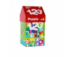 Puzzle 30 pièces Maisonnette 123 Apli Kids - Puzzle enfant
