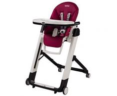 Peg perego - chaise haute bébé siesta berry - Chaises hautes et réhausseurs