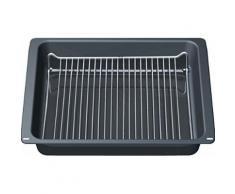 Bosch Hez333003 Grille Pour Four Et De Accessoires/extra Poêle Profonde Avec Tablettes/idéal Pour Les Grandes Applications De Friture Ou Barbecue - Accessoires cheminées et poêles