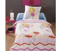Parure de lit enfant Fée Lagon 140x200 cm - Linge de lit