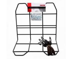 Simson porte-bagages avec une cravate araignée noire - Pièces détachées de vélo
