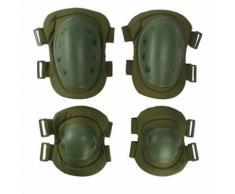 Genou Réglable de Protection Garde Tapis de Sécurité Patin Vélo Engrenage BT049 - Protections du sport