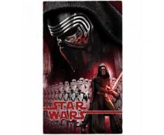 Kamparo couverture polaire Star Wars 150 x 100 cm rouge - Linge de lit