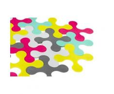 Prince lionheart - tapis de bain puzzle multicolore bath mat de - Autres protection/sécurité