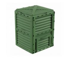 Composteur Gardiun New Organic 300 litros - Composteurs et poubelles de jardin