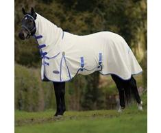 Weatherbeeta - Couverture protectrice avec couvre-cou - Cheval - UTWB636 - Selle et tapis de selle