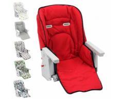 Housse d'assise pour chaise haute bébé enfant gamme Ptit - Ptit lou - Chaises hautes et réhausseurs