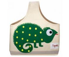 Sac caddie Iguane 3 Sprouts - Coffre à jouets et rangements