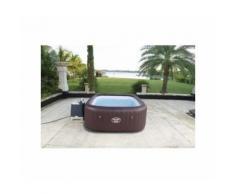 Bestway spa carre gonflable maldives hydrojet pro 7 places - Jacuzzi et sauna