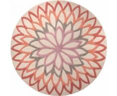 Tapis moderne Esprit Lotus Flower Orange 200rd. - Tapis et paillasson