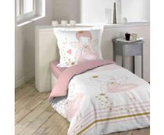 Parure de lit enfant Rosaline 140x200 cm - Linge de lit