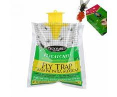 Lutte contre les ravageurs tueur extérieur insecte sac toxique jetable piège à mouches - Linge de table