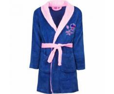 Peignoir polaire My Little Pony 3 ans robe de chambre bleu Disney - Linge de bain