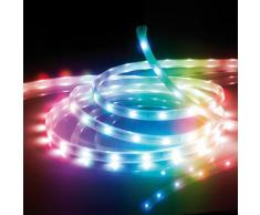 Ruban led rvb waterproof xanlite - 21,3w (équiv. 100w) - 3 mÚtres - Ampoules à LEDs