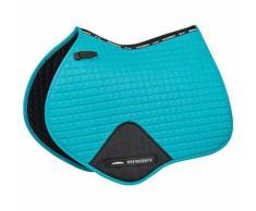 Weatherbeeta - Tapis de selle JUMP PRIME (Cheval) (Turquoise) - UTWB278 - Selle et tapis de selle