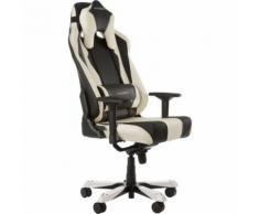Siege sentinel sj28 noir/blanc - Sièges et fauteuils de bureau