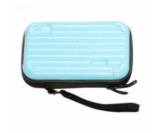 sac à main cosmétique valise imperméable / crashproof Mini Valise Trousse Kiliaadk780 - Boite de rangement