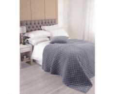 Riva Home Annecy - Couvre-lit (265 x 265 cm) (Violet) - UTRV139 - Linge de lit