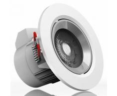 Spot encastrable CCT 36° Xanlite 6 W (50 W) - Équipement électrique pour luminaire