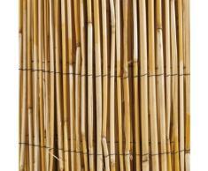 Canisse roseau naturel 1x5m - Accessoires mobilier de jardin