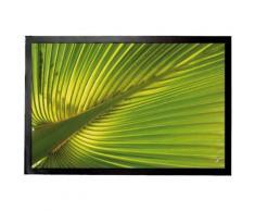 Palmiers Paillasson Essuie-Pieds - Feuille De Palmier De Chanvre (60x40 cm) - Tapis et paillasson