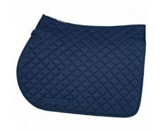 HORKA fond de tapis de selle bleu 45 x 57 cm - Toilettage du cheval