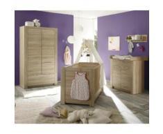 Carlotta chambre bébé complete 3 pieces - Autres décoration et mobilier